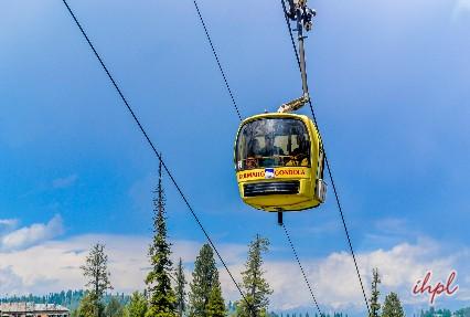 Gondola Ride at Kashmir