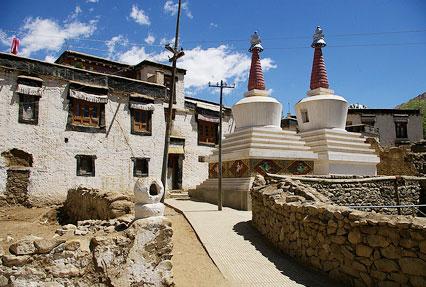 Shankar Gompa, Leh Ladakh