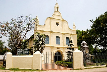 st francis church cochin