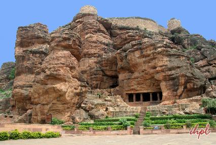 Badami Fort in Karnataka