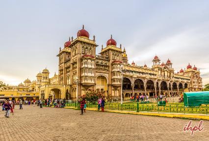 The Mysore Palace, Mysore