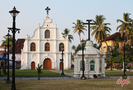 St. Francis of Assisi Church Goa
