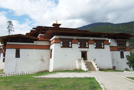 Simtokha Dzong, Bhutan
