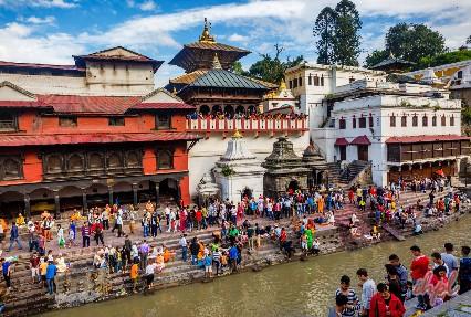 Pashupatinath Temple Hindu temple Nepal