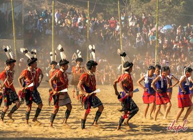 nagaland traditional festival