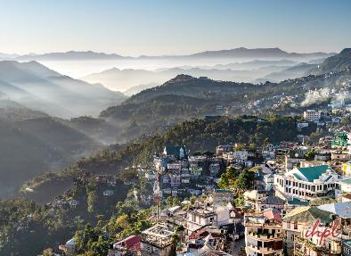 meluri town