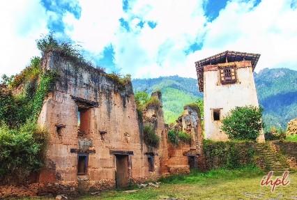 Talekha village and Talekha monastery