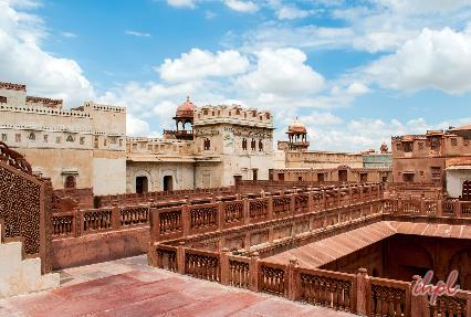 Mural art in rajasthan