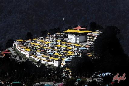Tawang district in Arunachal Pradesh