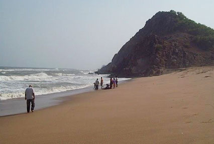 Visakhapatnam beach
