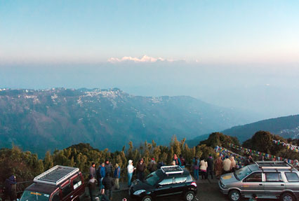 Tiger Hill, Darjeeling