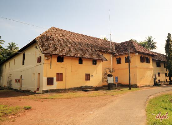 Shakthan Thampuran Palace, Kerala