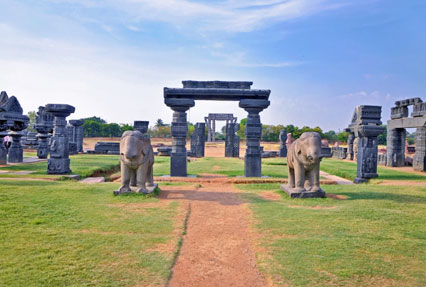 Warangal Fort Andhra Pradesh