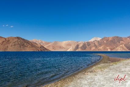Pangong Lake in Leh Ladakh