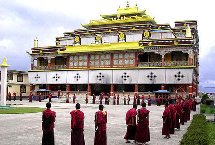 Pemayangtse Monastery, Sikkim