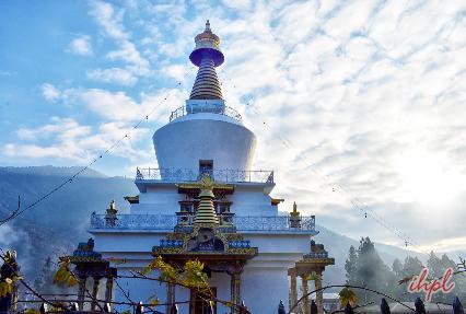kings memorial chorten bhutan