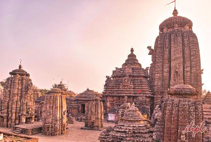 Brahmeswara Temple, Orrisa