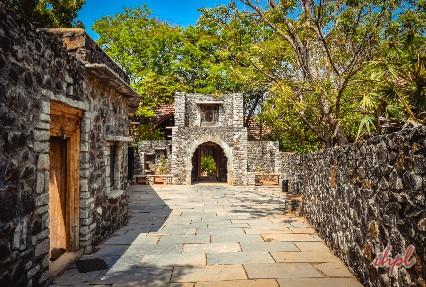 Pondicherry City in India