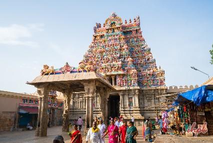 Sri Jambukeshwara Temple