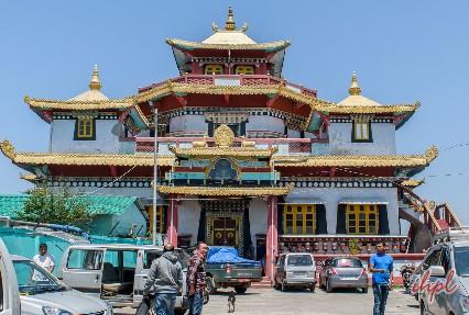 Durpin Monastary in Kalimpong