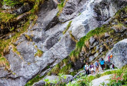 Trekking in Pir Panjal, Range