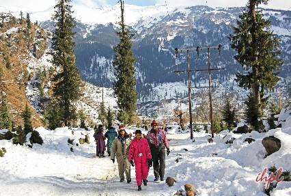 Sethan Village, kullu