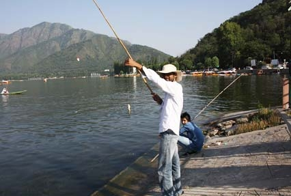 Fishing In Wangath