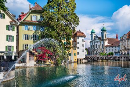 Jesuit Church Switzerland