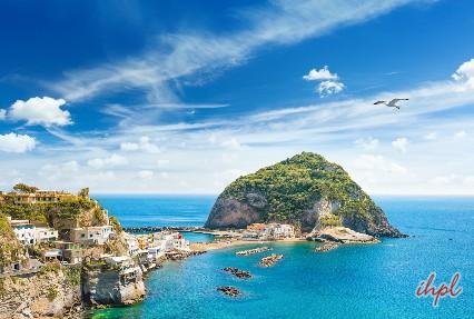 Baia di Sorgeto Ischia Outdoor bath in Italy