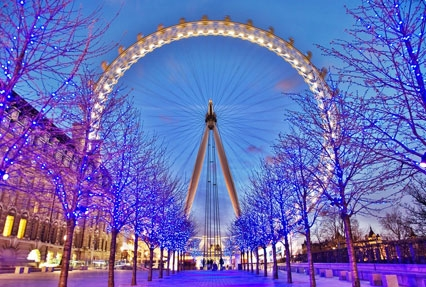 big ferris wheel london