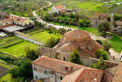 Torcello Island in Italy