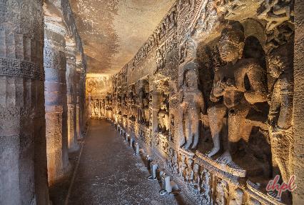 Ajanta Ellora Caves, Maharashtra