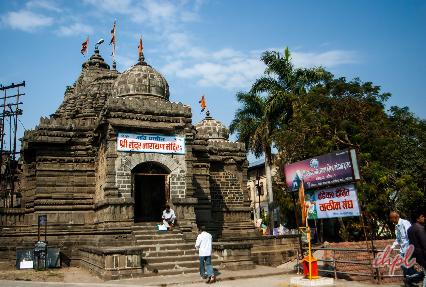 Trimbakeshwar Shiva Temple, Nasik