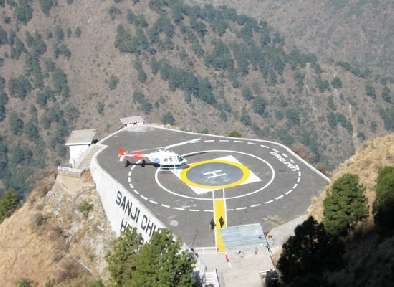 Helicopter Ride From Katra