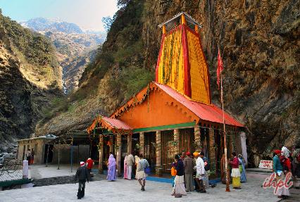 Gangotri dham