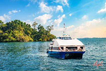 Cruise Ride at Andaman
