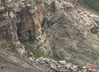 Amarnath -Cave