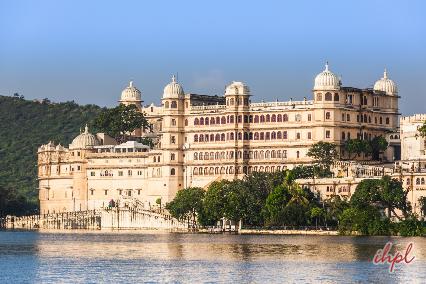 City Palace at Udaipur
