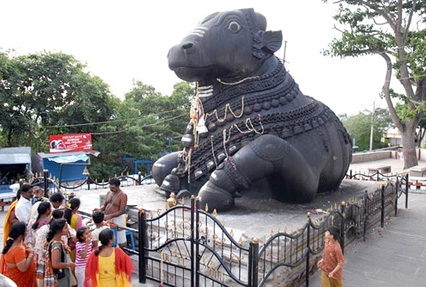bull temple in banglore
