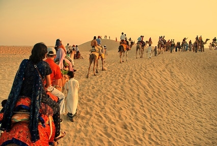 Rajasthan Desert Safari  Days Tour Package