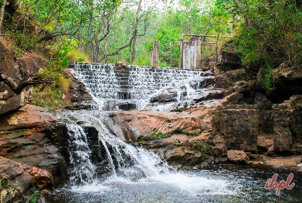 Waterfall in Pachmarhi