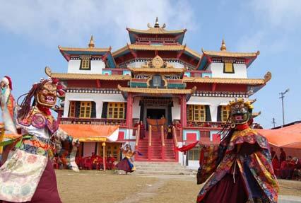 Durpin Monastery Kalimpong