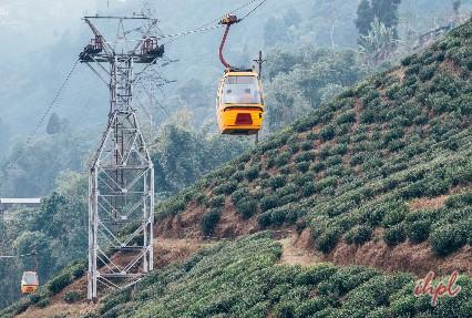 Ropeway Darjeeling