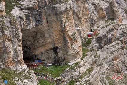 Amarnath holy cave darshan