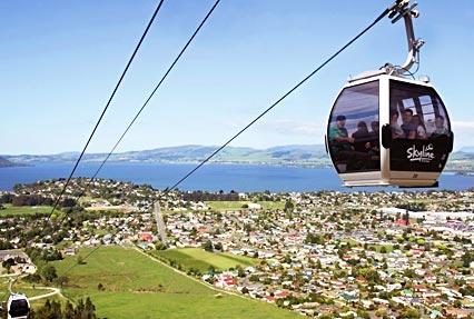 New Zealand South Island Tour