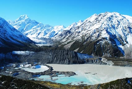 New Zealand Package Tour From Hyderabad
