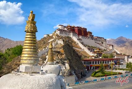 Potala Palace Palace in Lhasa