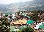 Kohima City in Nagaland