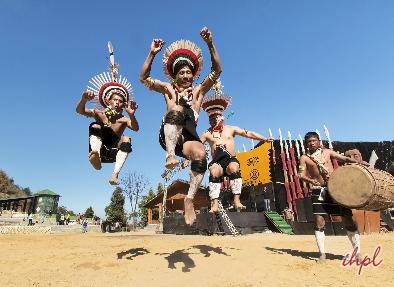 exotic Naga Tribes