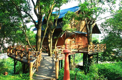 Vythiri Treehouse